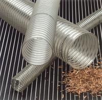 Air ducts aspirations, flexible for systems