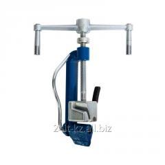 Инструмент для натяжки и резки стальной ленты,