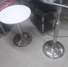 Столики с диаметром столешницы 60см