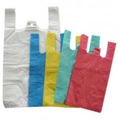 Bags, packages, bags from polyethylene