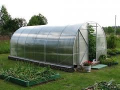 Greenhouses, hotbeds. GUARANTEE of 24 months.