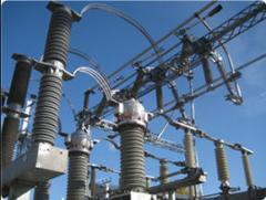 Equipment for installation of high-voltage lines
