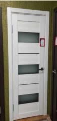 Межкомнатная дверь ТРИО Белый ясень