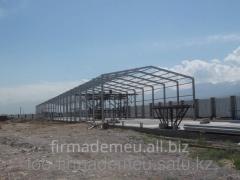 Easy metal construction from Demeu Firm LLP