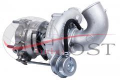 Турбина Hyundai Starex (H1) CRDI