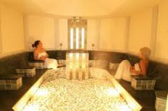 Turkish hamam baths