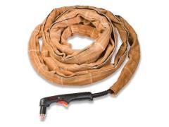 Защитный кожаный чехол для резака (коричневая