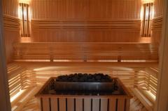 Saunas are cosmetic