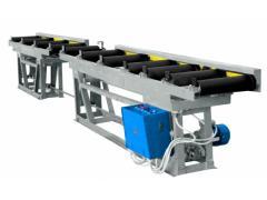 Комплекс модуль-рольгангов подающих приводных МРП3
