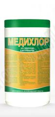 Desinfectants medikhlor for veterinary science