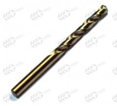 Сверло 8,0 мм ц/х по металлу Р6М5К5