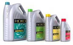 Nord antifreeze of 10 kg.
