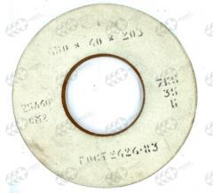 Круг шлифовальный ПП 450х40х203 25А 40