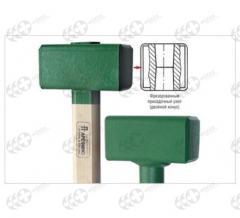 Кувалда литая головка деревянная ручка 5.0 кг