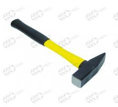 Молоток фиберглассовая ручка 200 грамм