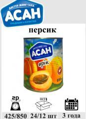 Персики Казахстан