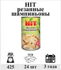 Шампиньоны консервированные Алматы