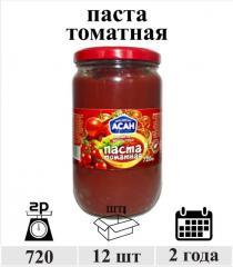 Томатная паста Казахстан