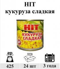 Кукуруза консервированная Казахстан