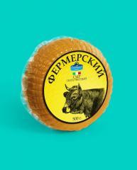 Сыр фермерский полутвердый