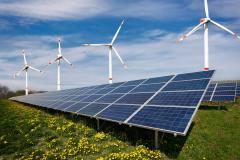 Ремонт солнечных и ветряных электростанций