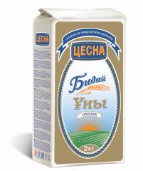 Flour wheaten Tsesna Elitnaya
