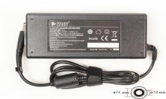 Блок питания для ноутбуков PowerPlant HP 220V,