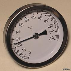 Термометр для кипятильника воды серии WB