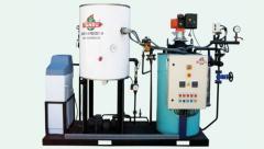 Tansu steam generator