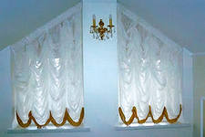 Austrian curtains
