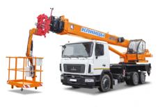 "Cranes lift ""Klintsy"" PKC-55713-6K-3"