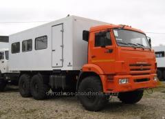 Bus rotational KamAZ 4208-0000410