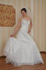 """Свадебное платье """"Розелла""""."""