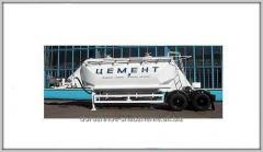 Cement truck TTs-20 KamAZ