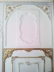 Moldings, Moldings from plaster, Angular moldings,