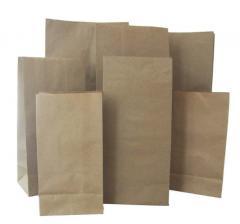 Мешки бумажные открытые под заказ