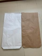 Paper bags according to the specification of the