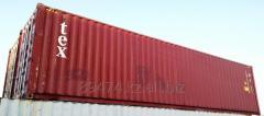 Marine container 40HQ