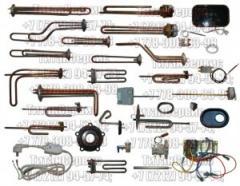 ТЭНы и комплектующие для водонагревателей Аристон