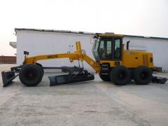 Автогрейдеры XCMG модель CR165, GR180, GR215