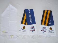 Промо-шарф