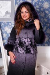 Женское пальто Зима-Осень