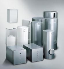 The equipment gas for heating of AOGV, OKM