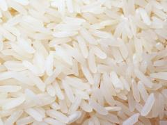 Grain rice, rice polished