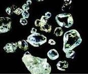 Субмикропорошки из природных алмазов