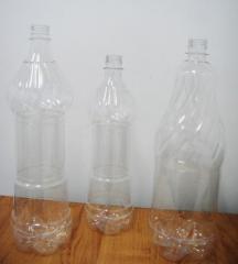Тара пластиковая 1л.