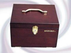Exclusive folding jeweler casket for jewelry,