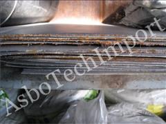 Прокладочные материалы ЛА-АС лист асбостальной