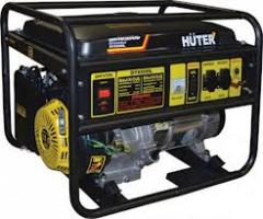 Generators noise-free Huter brands (Germany).