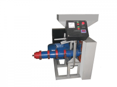 PE-350 extruder for extrusive processing of fodder